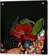Fun Food Acrylic Print