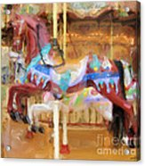 Fun For All Acrylic Print