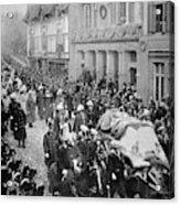 Funeral Of Queen Victoria Acrylic Print