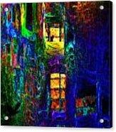 Funhouse - Second Version Acrylic Print