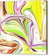 Funnel Acrylic Print
