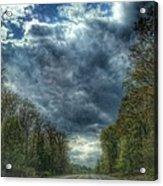 Furnace Branch Road Acrylic Print
