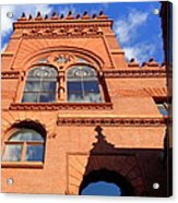Furness Library Acrylic Print