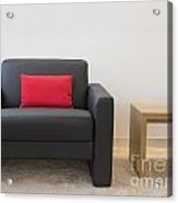 Furniture Acrylic Print