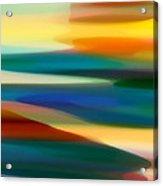 Fury Seascape 6 Acrylic Print