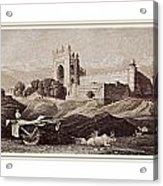 Futtepore Sikri - Agra Acrylic Print