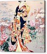 Fuyune Acrylic Print