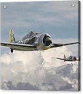 Fw 190 - Butcher Bird Acrylic Print