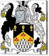Fyan Coat Of Arms Irish Acrylic Print