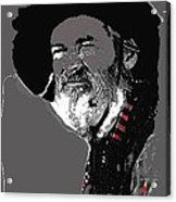 Gabby Hayes #3 1945-2013 Acrylic Print