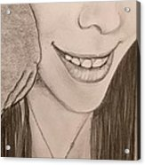 Gabby Acrylic Print