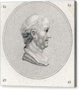 Gaius Cilnius Maecenas  Roman Statesman Acrylic Print