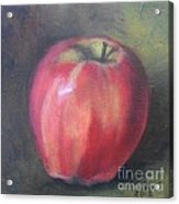 Gala Apple Acrylic Print