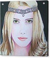 Galadriel Of Lothlorien Acrylic Print