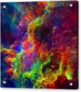 Galaxy Lights Acrylic Print