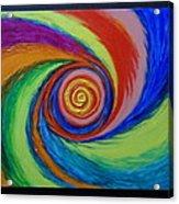 Galaxy M-63 Acrylic Print