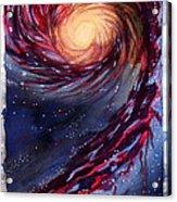 Galaxy Acrylic Print