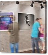 Gallery Acrylic Print