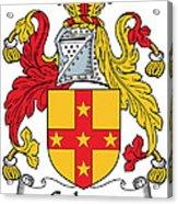 Galwey Coat Of Arms Irish Acrylic Print