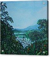 Gamboa Acrylic Print