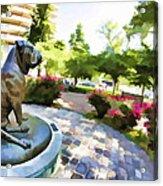 Gamekeepers Dog Park Acrylic Print