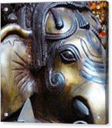 Ganesh Bodhi Acrylic Print