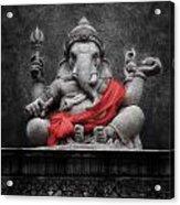 Ganesha V.1 Acrylic Print