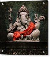 Ganesha V.2 Acrylic Print