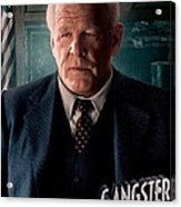 Gangster Squad Nolte Acrylic Print