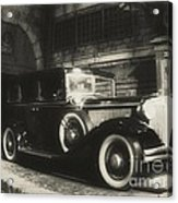 Gangsters Have Alwaystraveled In Style Acrylic Print