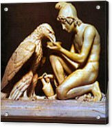 Ganymede Waters Zeus  Acrylic Print