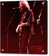 Concert  - Grateful Dead #33 Acrylic Print