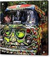 Garcia Vw Bus Acrylic Print