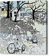 Garden # 3 Acrylic Print