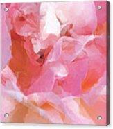 Garden Ballet Acrylic Print