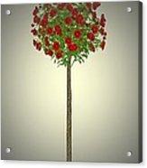 Garden Flowers 4 Acrylic Print