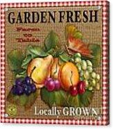 Garden Fresh-jp2386 Acrylic Print