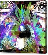 Garden Guardian 3 Acrylic Print