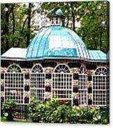 Garden Kiosk At Summer Palace Acrylic Print