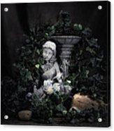 Garden Maiden Acrylic Print
