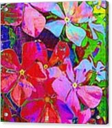 Garden Of Hope 001 Acrylic Print