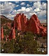Garden Of The Gods Afternoon Acrylic Print