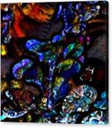 Garden Of The Unconscious Acrylic Print