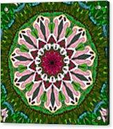 Garden Party #2 Acrylic Print