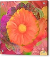 Garden Party IIi Acrylic Print