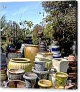 Garden Shoppe 2 At Windmill Farms Acrylic Print