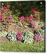 Garden Splender Acrylic Print