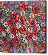 Garden Splendor Acrylic Print