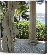 Garden Statue I Acrylic Print
