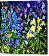 Gardenflowers 563160 Acrylic Print